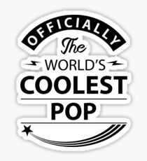 The World's Coolest Pop Sticker