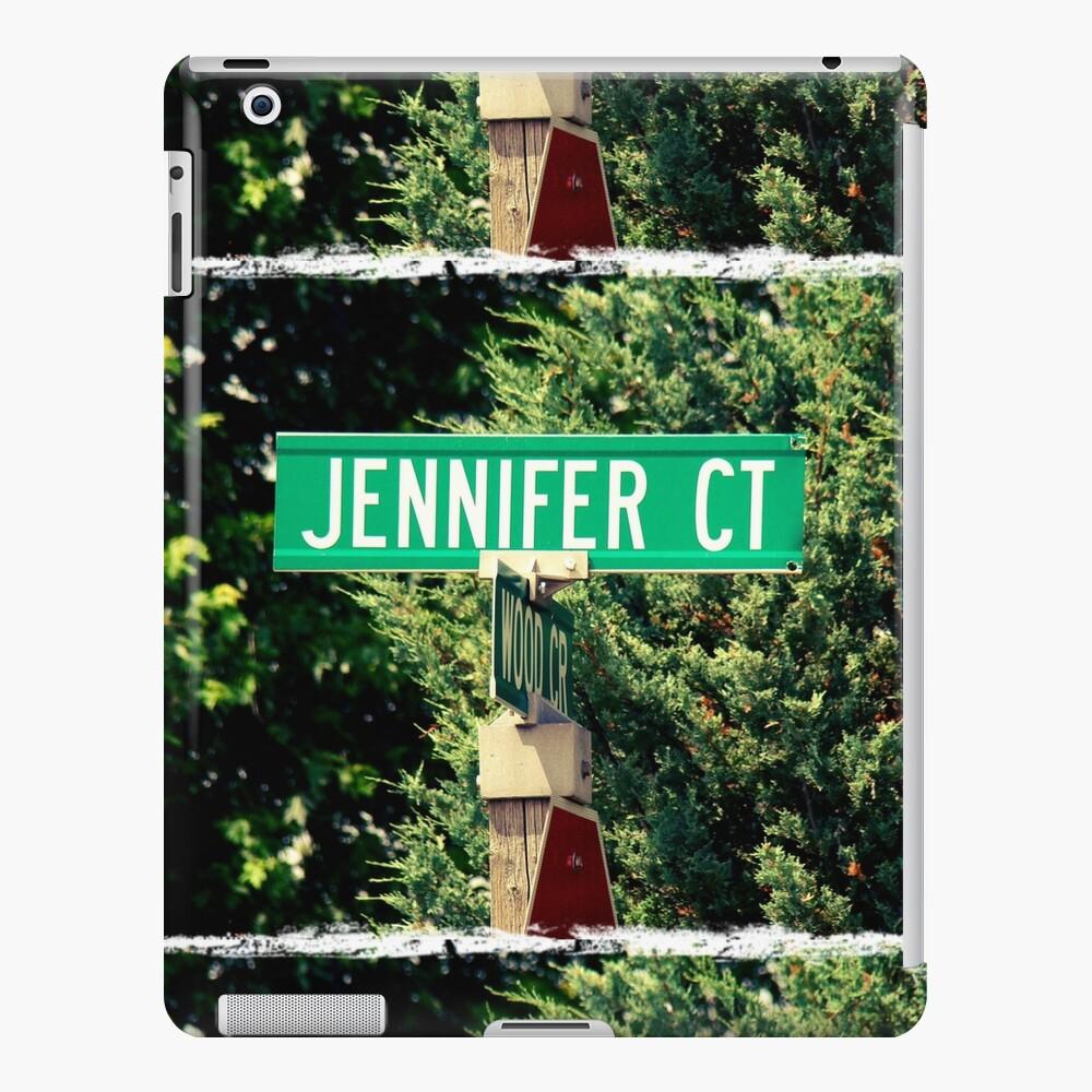 Jennifer Court  iPad Case & Skin