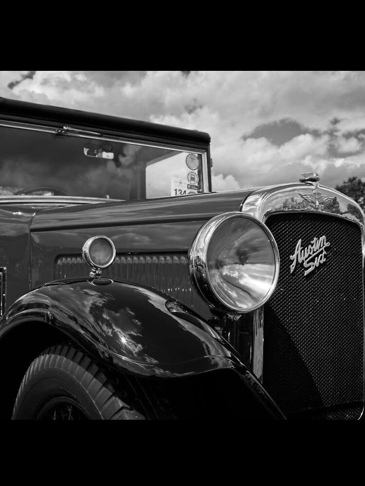 Austin Six Classic Vintage Motor Car by robcole
