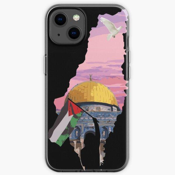 Freedom Free Palestine iPhone Soft Case