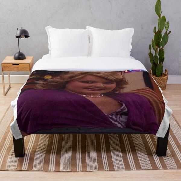 female gibby Throw Blanket