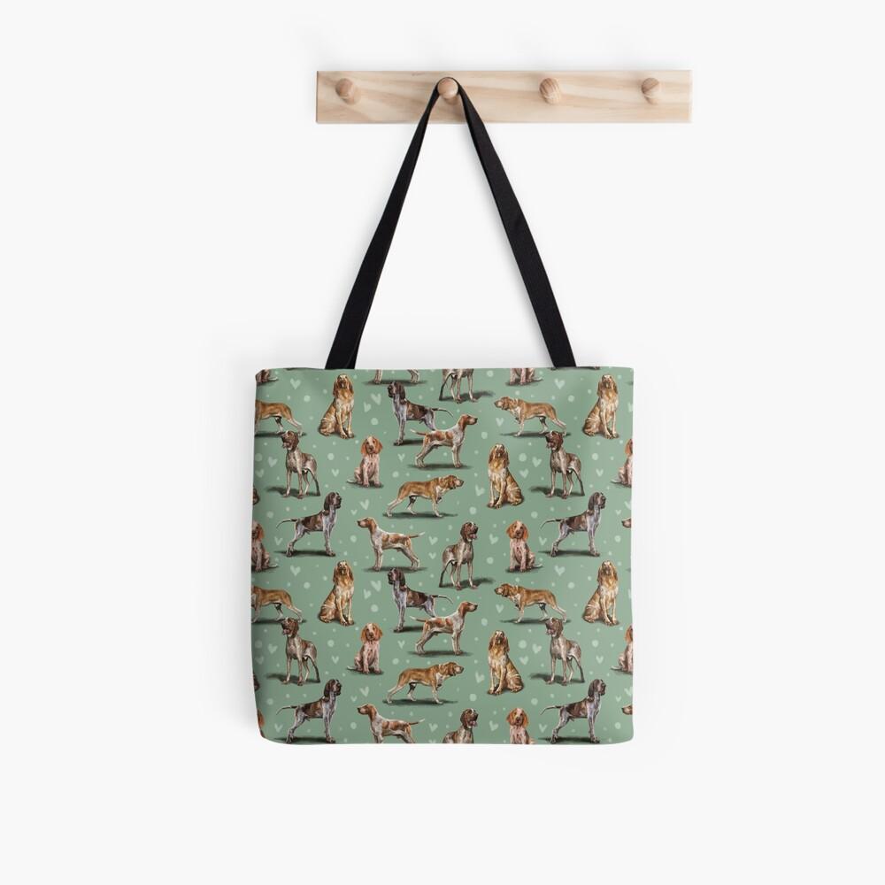 The Bracco Italiano Tote Bag