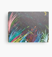 Passed Out in the Reeds Canvas Print