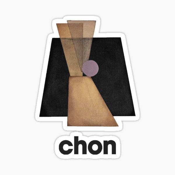 CHON Sticker