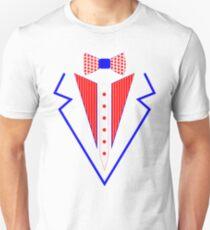 july 4th tuxedo Unisex T-Shirt