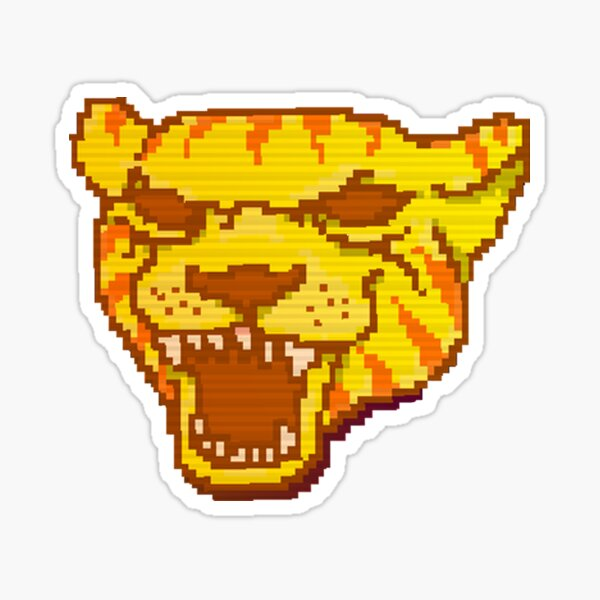 Tony - Hotline Miami 2 Sticker