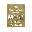 Keep Calm...McFly's here Forever by LittleMermaid87