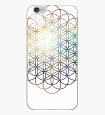 Heart of Orion Flower of Life   Sacred Geometry iPhone Case