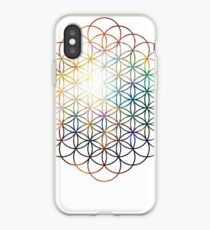 Heart of Orion Flower of Life | Sacred Geometry iPhone Case