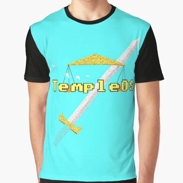 Temple OS Graphic T-Shirt