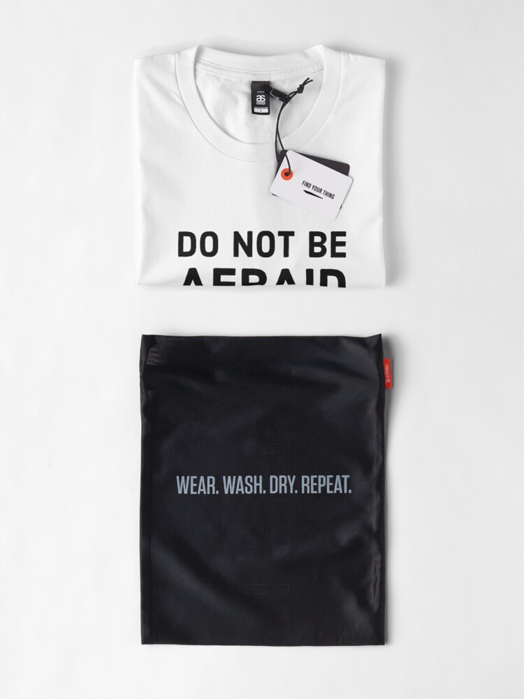 Alternate view of Do not be afraid to fail, be afraid not to try. Premium T-Shirt