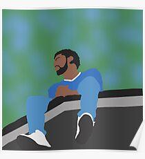J. Cole Minimalist Albumcover Poster