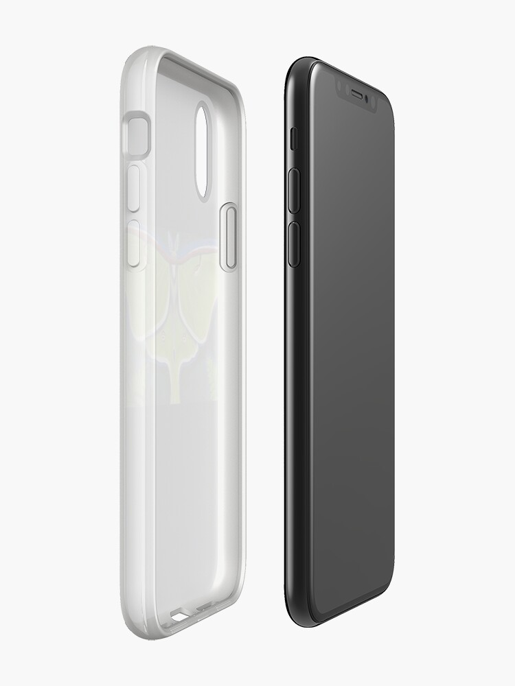 Alternate view of Luna Moth iPhone Case & Cover