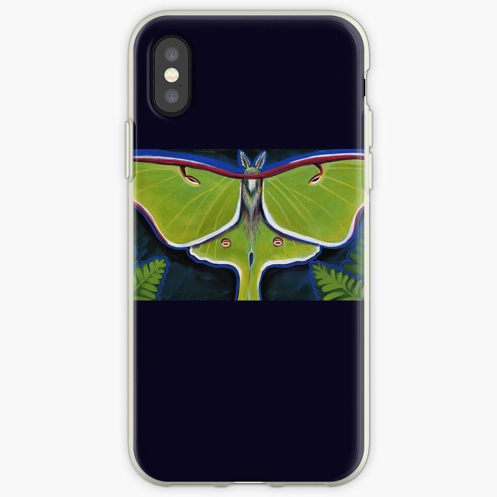 Luna Moth iPhone Case & Cover