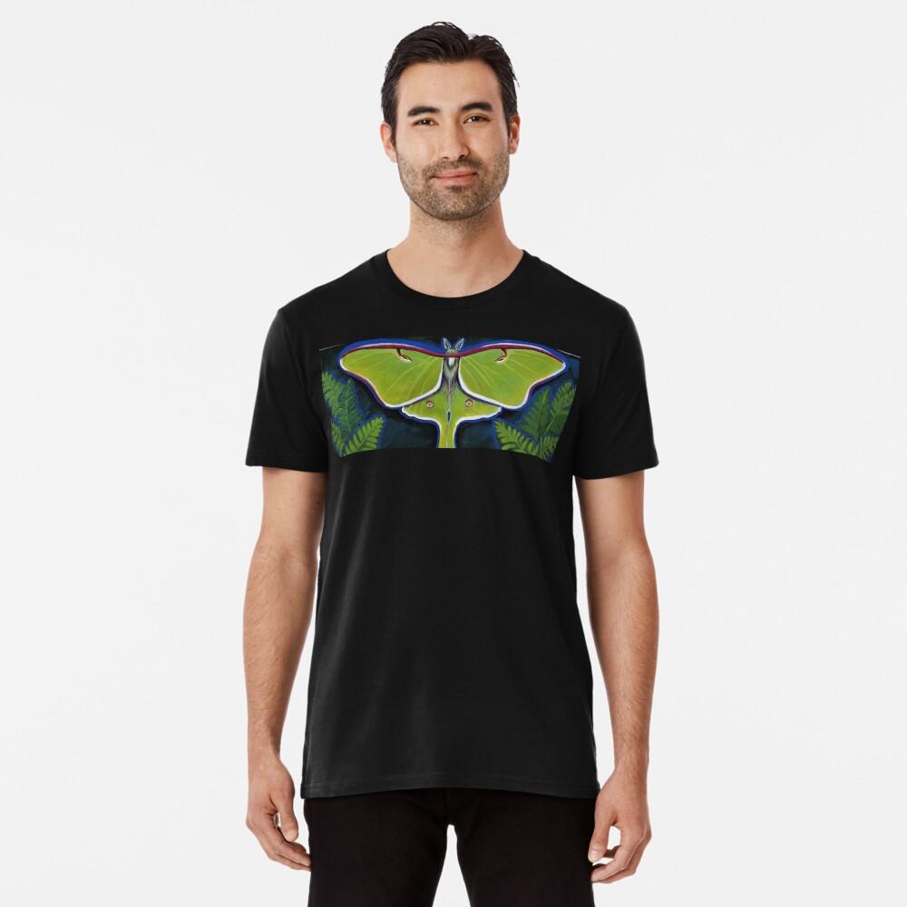 Luna Moth Premium T-Shirt