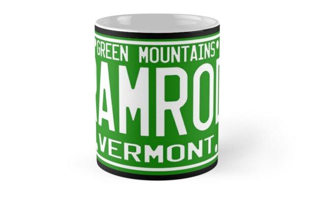 """""""Car Ramrod"""" Mug By Aj4787"""