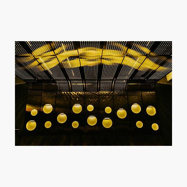 lights Photographic Print
