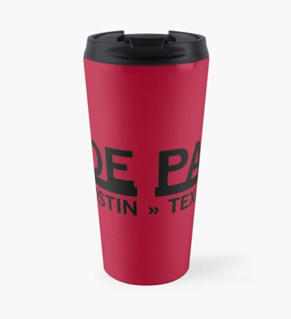 Hyde Park - Austin, Texas Travel Mug