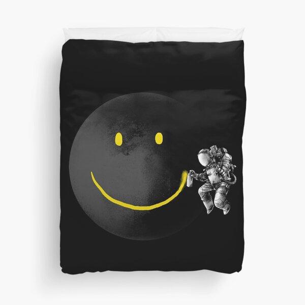 Make a Smile Duvet Cover