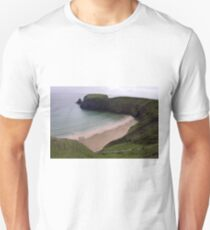 Silver Strand Beach  Nr. Teelin Co. Donegal Ireland Unisex T-Shirt