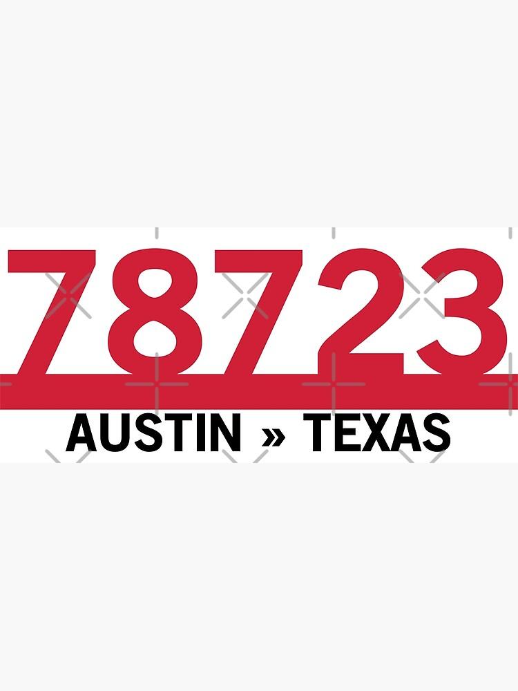 78723 - Austin, Texas ZIP Code by willpate