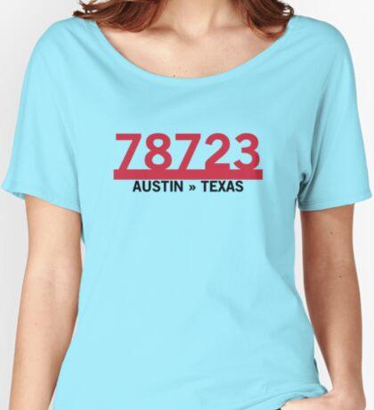 78723 - Austin, Texas ZIP Code Relaxed Fit T-Shirt