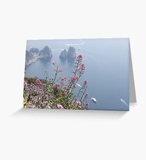 Belle Isole Greeting Card