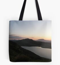 Muckish Mountain  -  Co. Donegal Ireland  Tote Bag