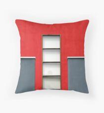 Howard Florey Street Throw Pillow