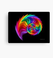 Glowing Beauty Canvas Print