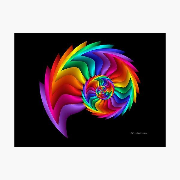Glowing Beauty Photographic Print