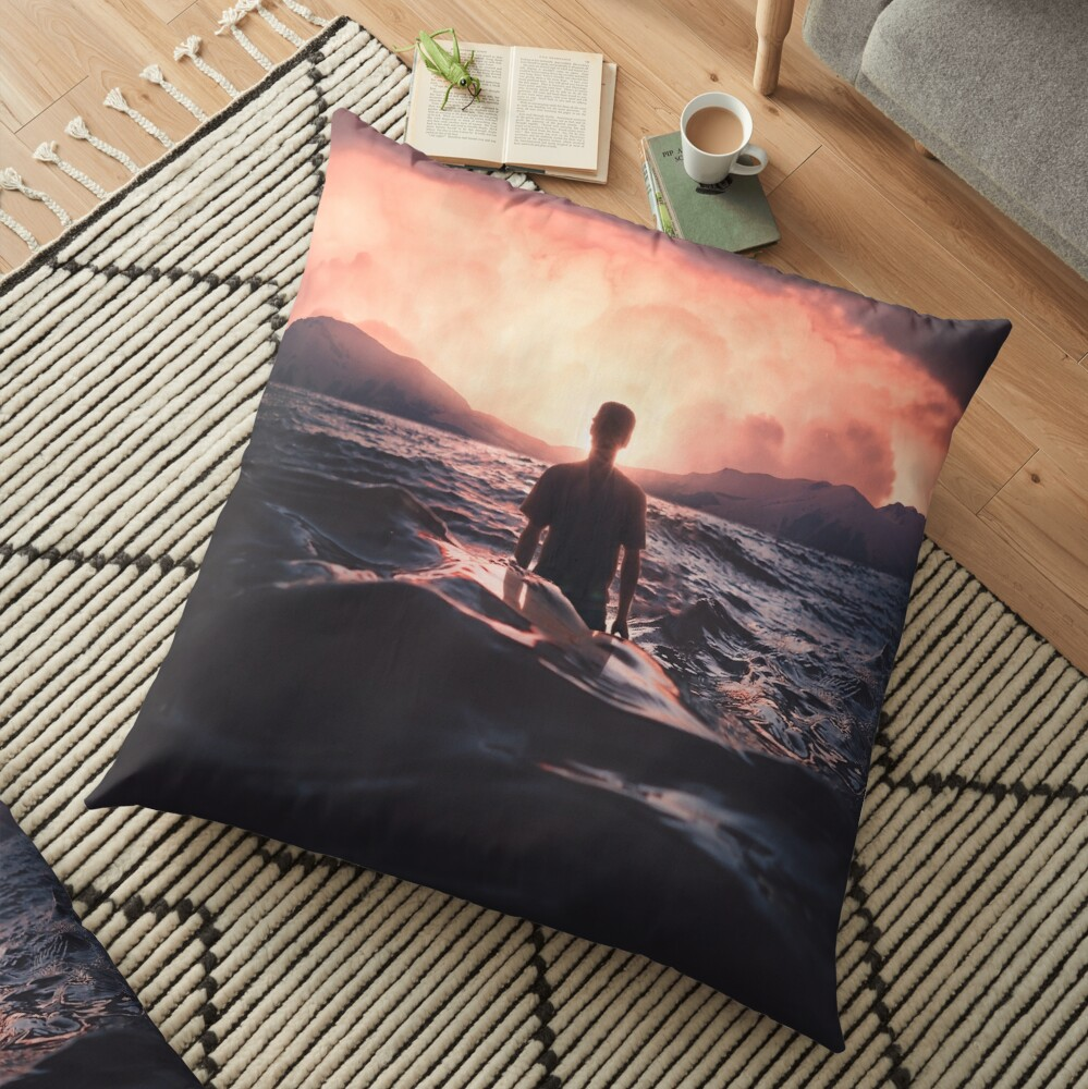 Revelation Floor Pillow