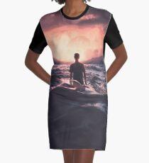 Revelation Graphic T-Shirt Dress