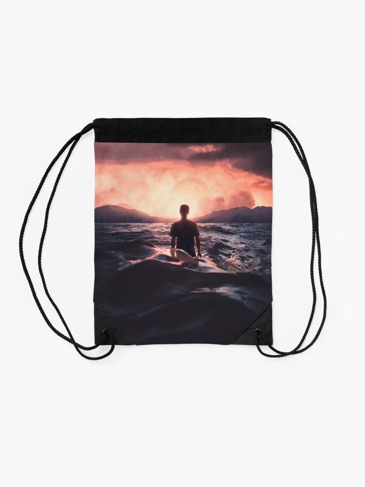 Alternate view of Revelation Drawstring Bag