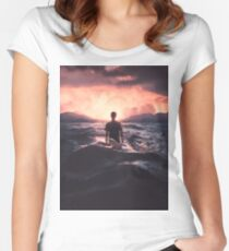Revelation Fitted Scoop T-Shirt