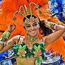Carnival Dancer by Brian Tarr