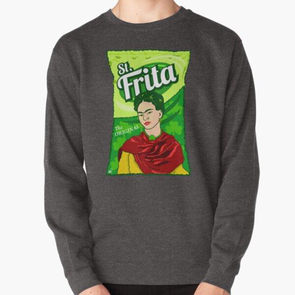 St. Frita Pullover Sweatshirt