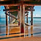 Sunshine at the Pier by Kym Howard