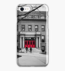 Doors of Education iPhone Case/Skin
