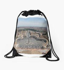 Roma Citta Drawstring Bag