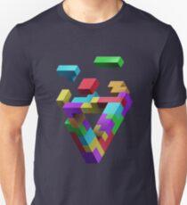 Penrose Tetris Unisex T-Shirt