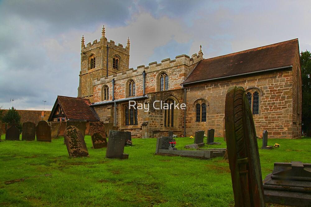 St Edmunds Church Walesby, notts by Ray Clarke
