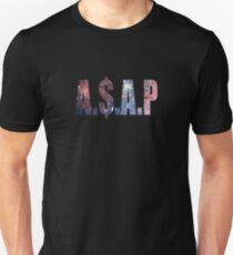 schnellstmöglich Slim Fit T-Shirt