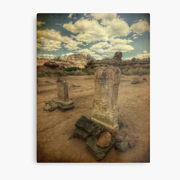 Long Way From Home Metal Print