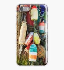Buoys At The Crab Shack iPhone Case/Skin