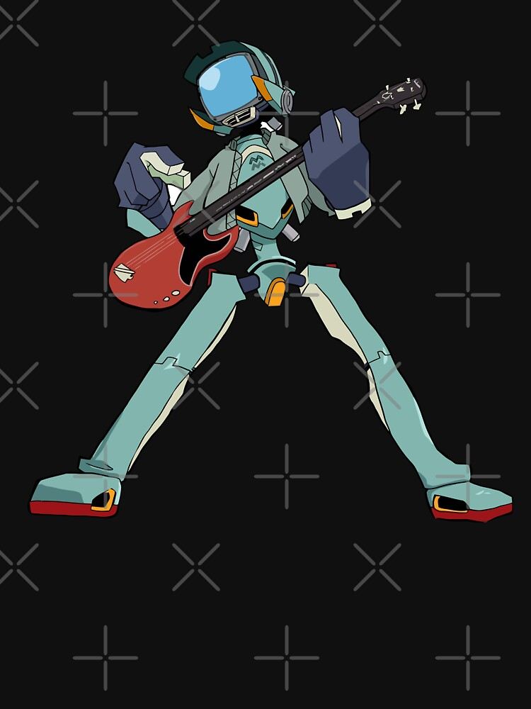 FLCL Music Band by NeverGiveUp