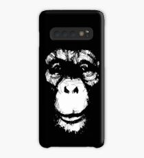 Everything's More Fun With Monkeys Case/Skin for Samsung Galaxy