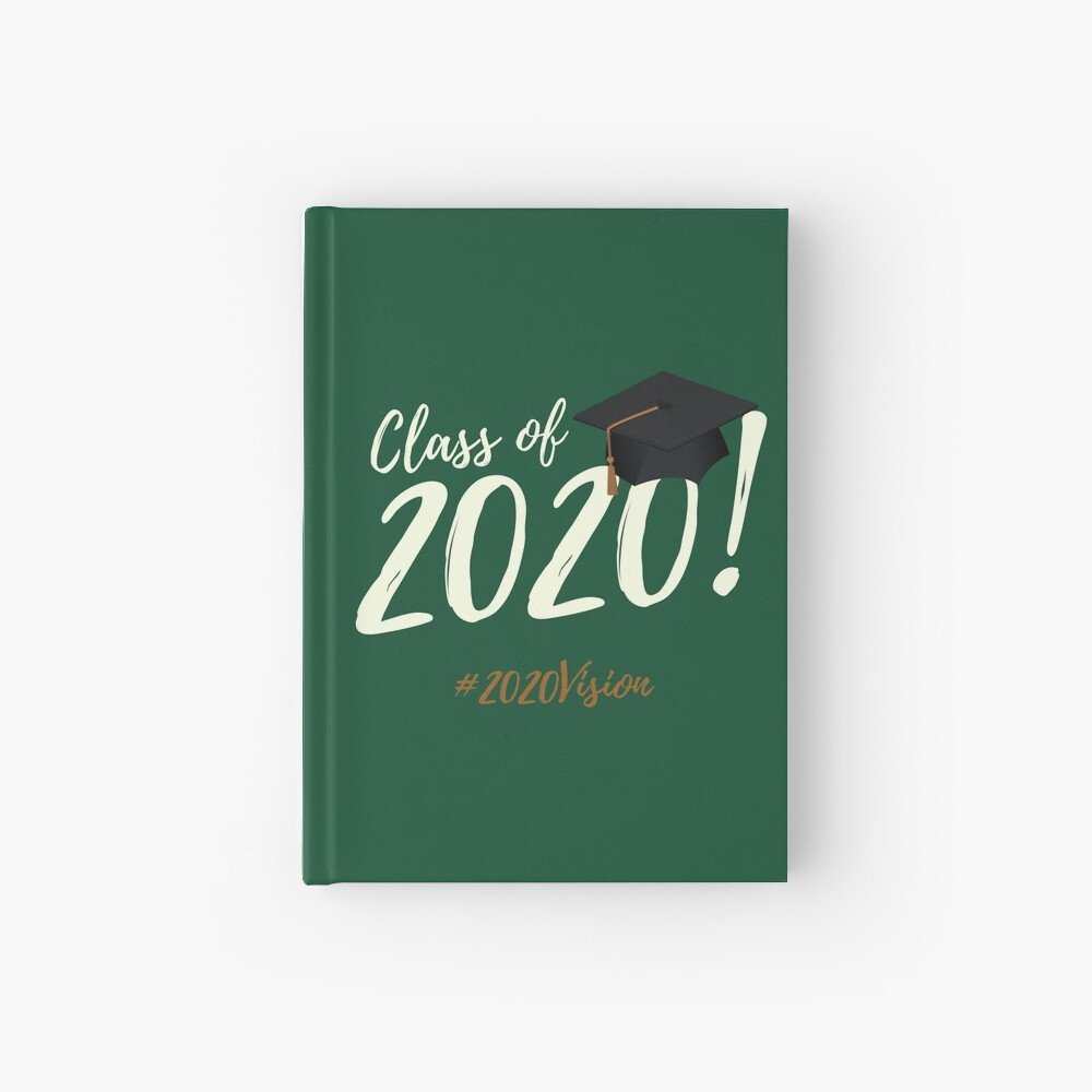 Class of 2020   2020 Vision Hardcover Journal