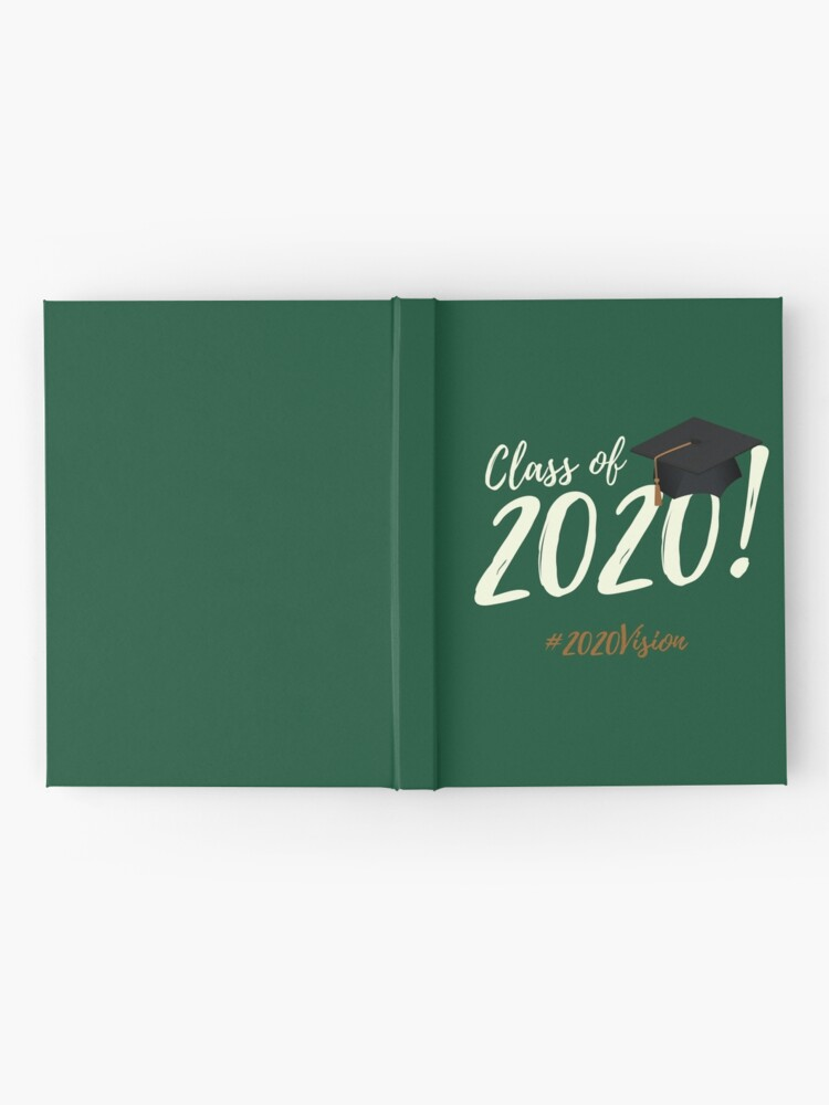 Alternate view of Class of 2020   2020 Vision Hardcover Journal