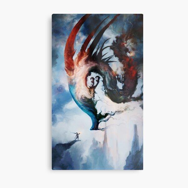 The Storm Queen Metal Print
